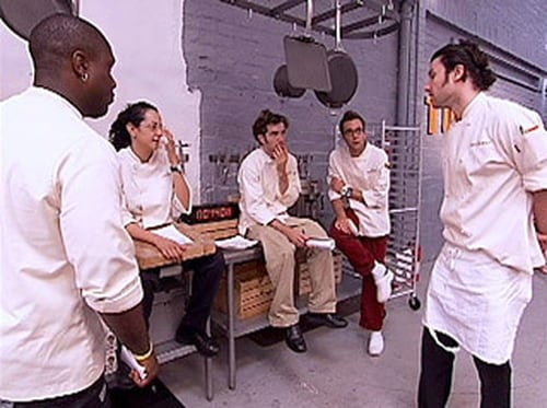 Top Chef: Season 2 – Épisode Sense and Sensuality