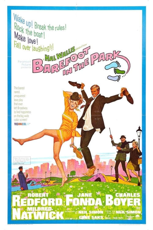 Streaming Barefoot in the Park (1967) Best Quality Movie