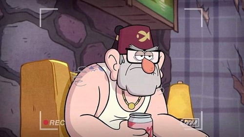 Gravity Falls: Specials – Épisode Dipper's Guide to the Unexplained - Stan's Tattoo