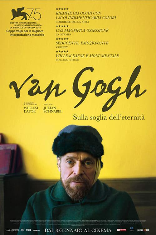 Guarda Van Gogh – Sulla soglia dell'eternità Film Completo HD