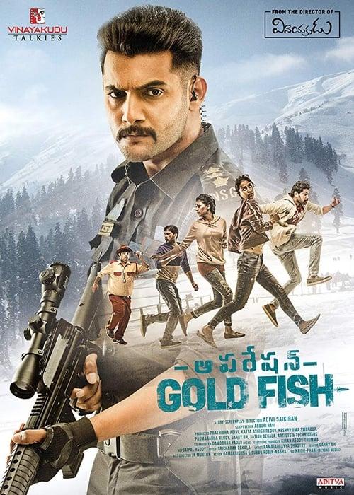 Operation Gold Fish Afsomali