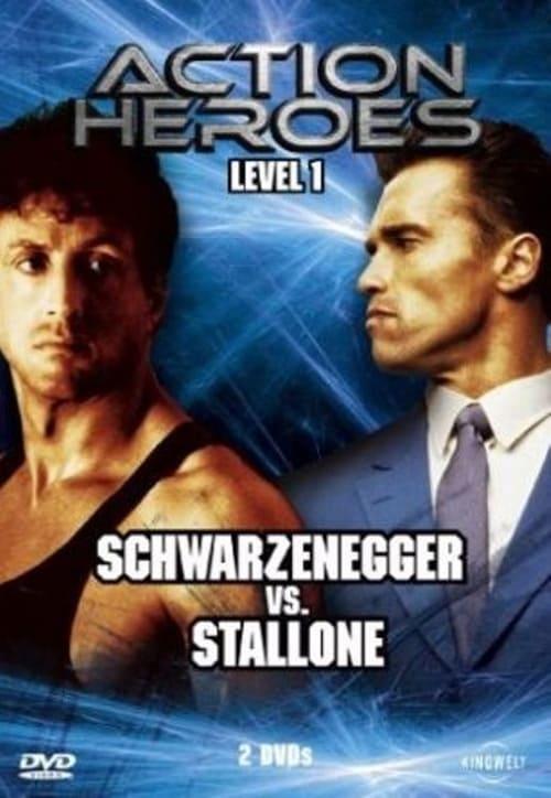 Hollywood Rivals - Sylvester Stallone Vs Arnold Schwarzenegger (2016)