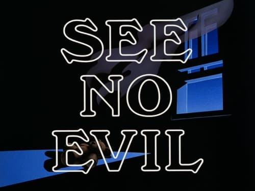 Batman: The Animated Series: Season 1 – Episod See No Evil