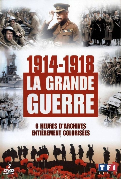 1914-1918, la grande guerre en couleur (2005)