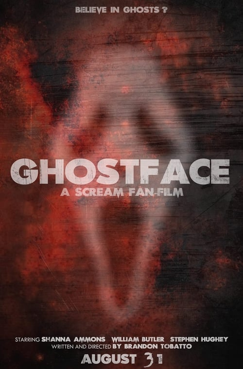 ساعة Ghostface باللغة العربية