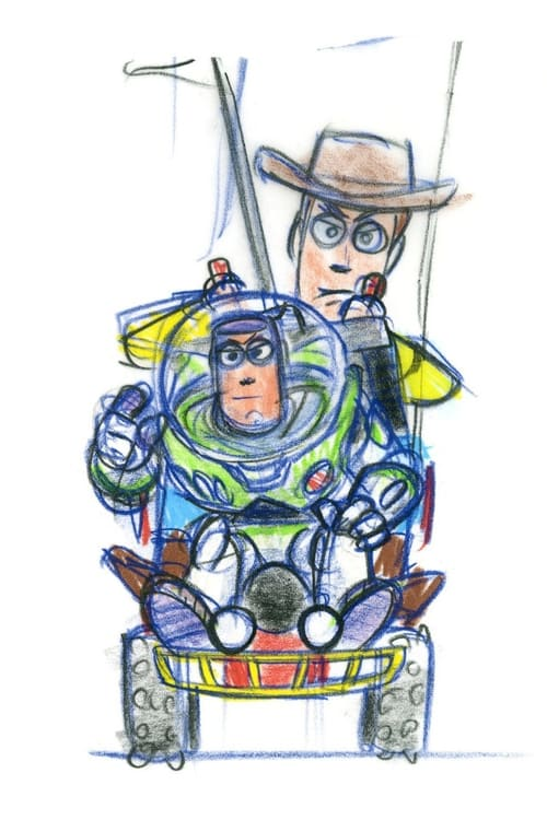 The Story Behind 'Toy Story' (2000)