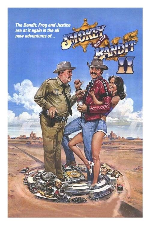 فيلم Smokey and the Bandit II باللغة العربية على الإنترنت