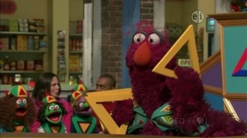 Sesame Street: Season 41 – Episod Annual Triangle Toss