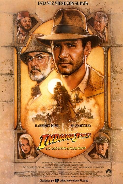 Indiana Jones and the Last Crusade Peliculas gratis