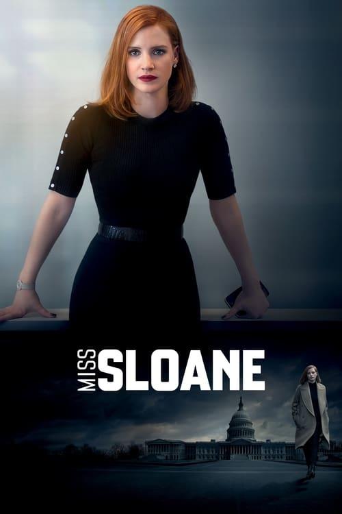 Download Miss Sloane (2016) Movie Free Online
