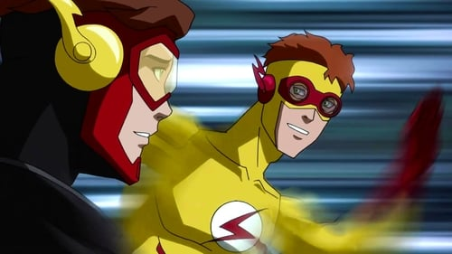 Young Justice: Invasion – Episode Summit
