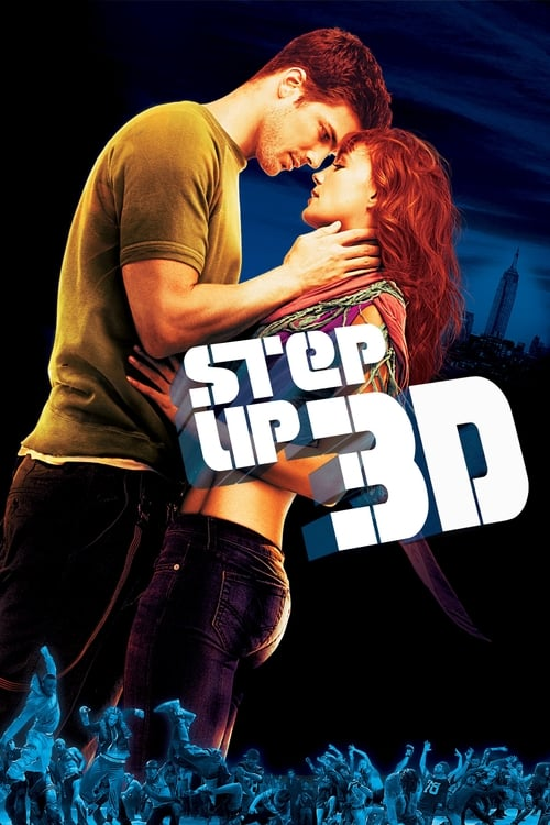 Step Up 3 - Poster