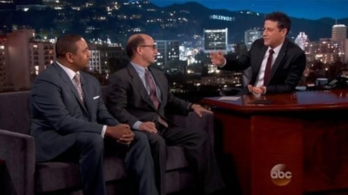 Jimmy Kimmel Live!: Season 13 – Episod Anna Faris, Jeff Van Gundy & Mark Jackson, Annie Lennox