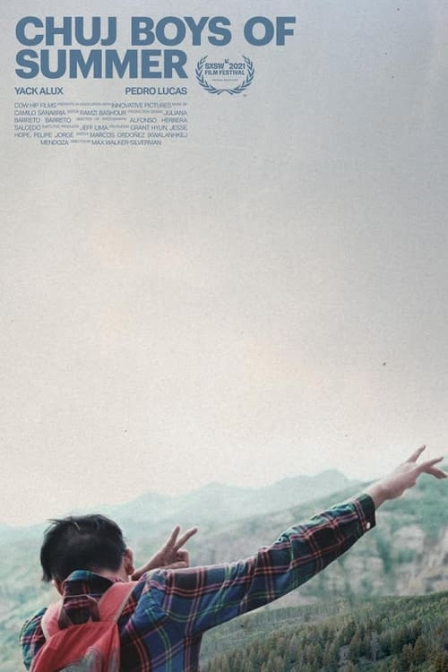 Chuj Boys of Summer (2021) Poster