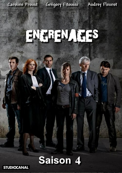 Spiral: Engrenages season 4