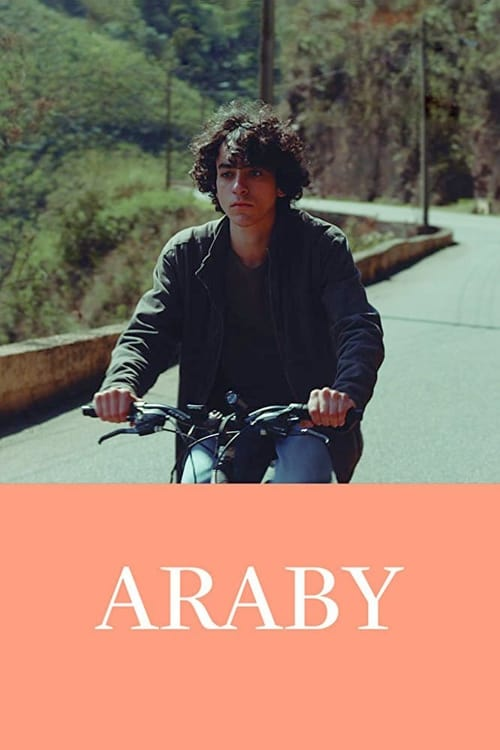 Arábia poster