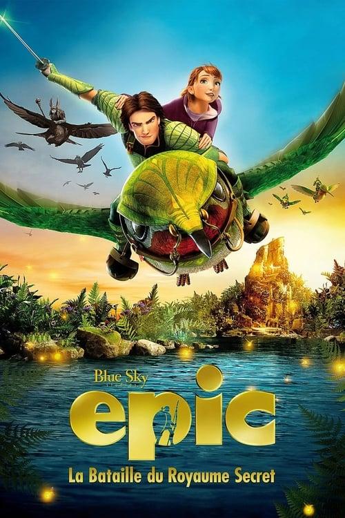 ➤ Epic: La bataille du royaume secret (2013) streaming Youtube HD