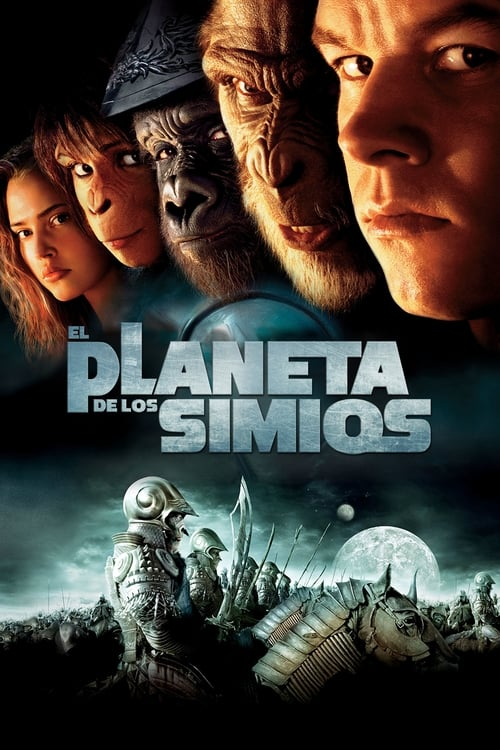 Planet of the Apes pelicula completa