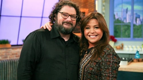 """Rachael Ray - Season 13 - Episode 22: Bobby Moynihan Spills On """"Star Wars"""" + Sex Expert Answers Audience's Intimate Qs"""