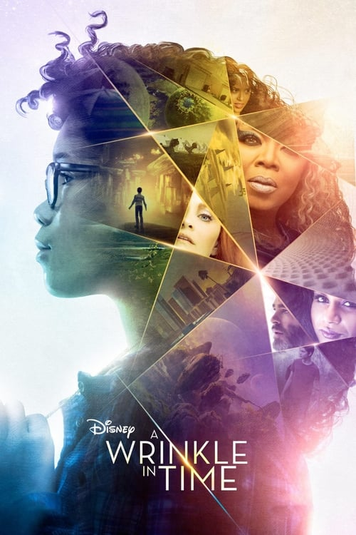 A Wrinkle in Time IMAX Movie Poster