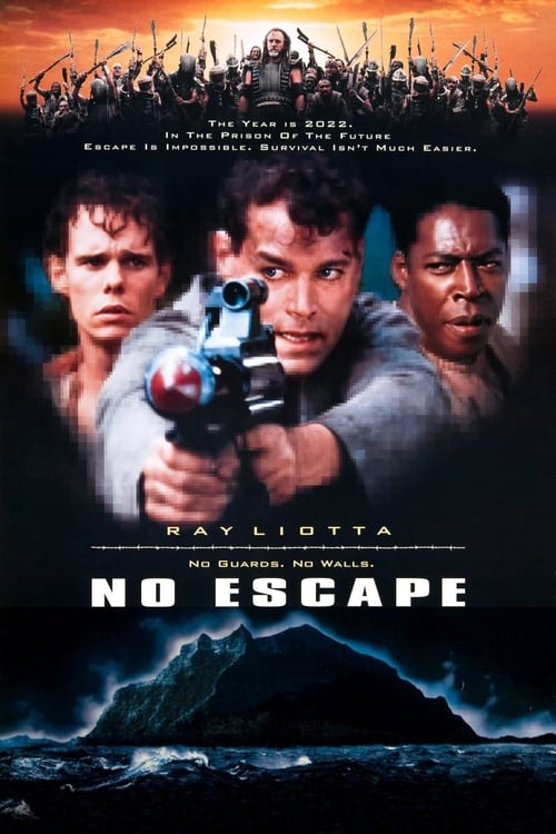 Streaming No Escape (1994) Full Movie