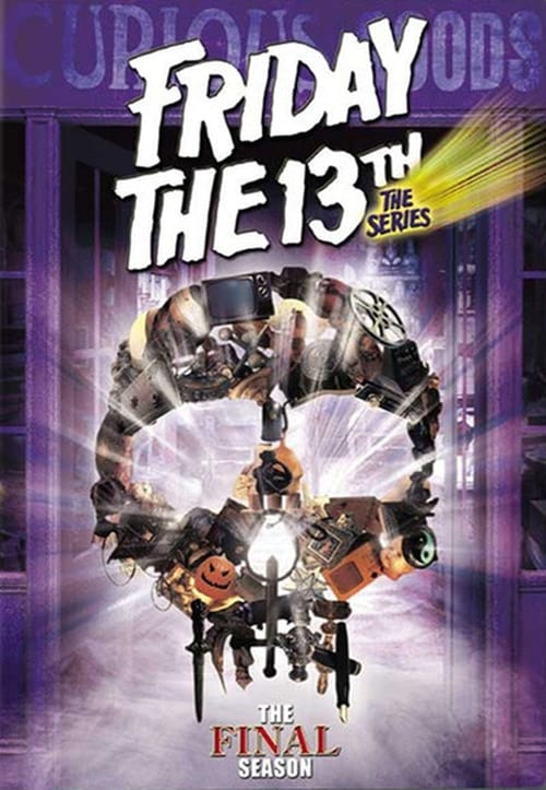 Friday the 13th: The Series Season 3
