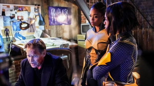 Black Lightning - Season 2 - Episode 16: The Book of the Apocalypse: Chapter Two: The Omega