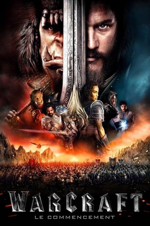 Voir Warcraft : Le commencement (2016) streaming Disney+ HD