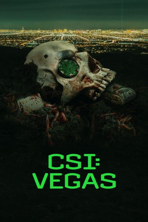 CSI: Vegas Poster