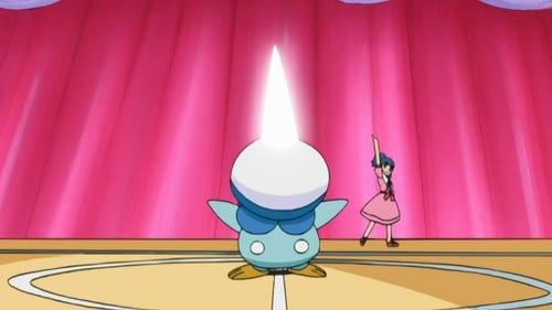 Pokémon: Diamond and Pearl – Épisode Mounting a Coordinator Assault!