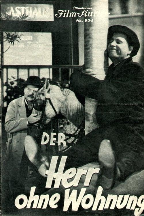Der Herr ohne Wohnung (1934)