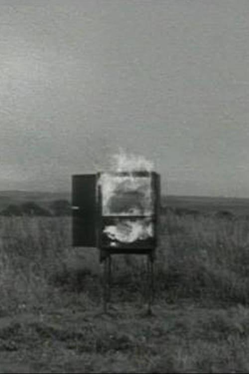TV Interruptions: Burning TV (1971)