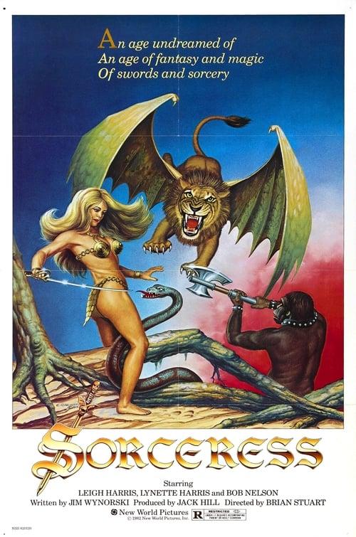 Streaming Sorceress (1982) Full Movie