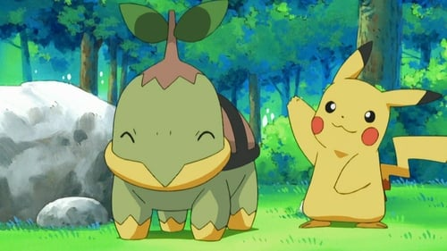 Pokémon: Diamond and Pearl – Épisode Gettin' Twiggy with It!