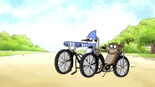 Regular Show 2011 Dvd: Season 3 – Episode Cool Bikes