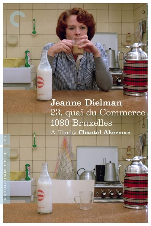 Download Jeanne Dielman, 23, Quai du Commerce 1080 Bruxelles (1975) Full Movie