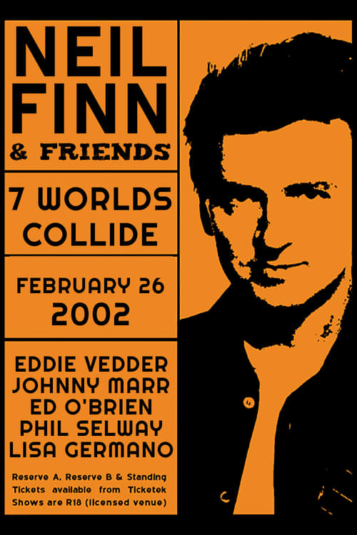 Mira La Película Seven Worlds Collide: Neil Finn & Friends Live at the St. James Con Subtítulos En Español