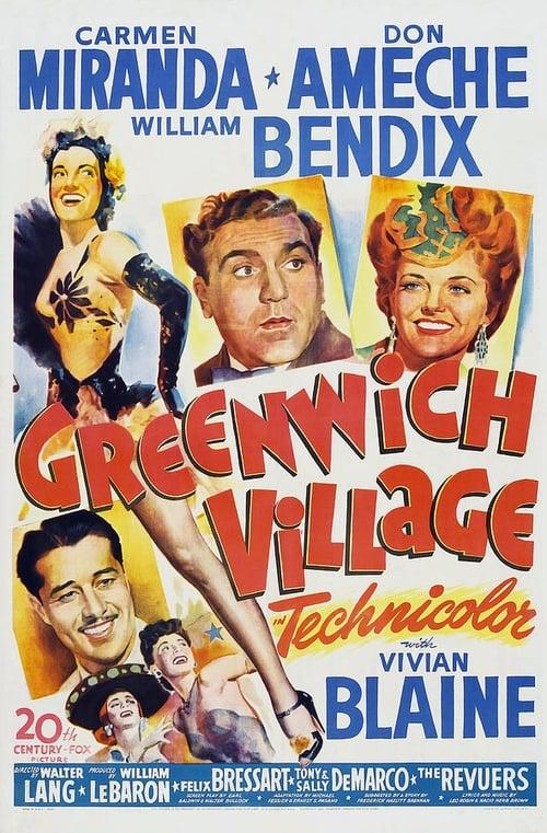 Greenwich Village Online