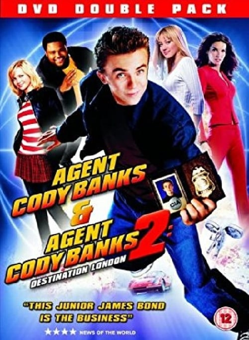 Agent Cody Banks Collection (2003-2004) — The Movie