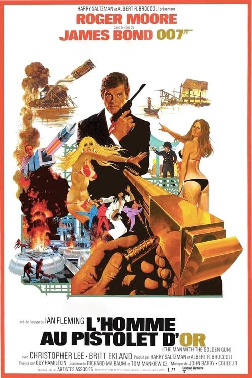 [FR] L'Homme au pistolet d'or (1974) stream
