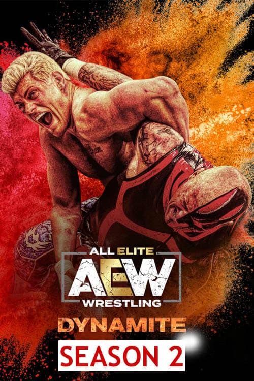 All Elite Wrestling: Dynamite Season 2