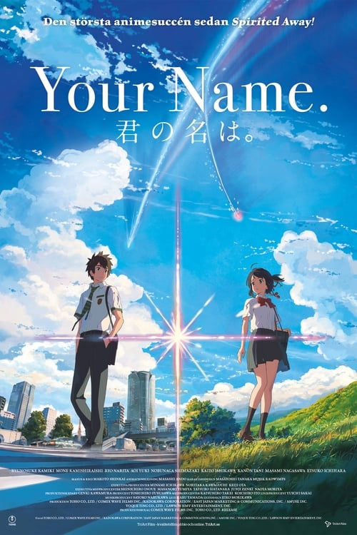 Your Name (2017)