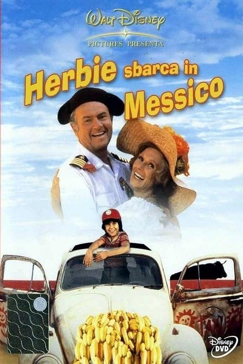 Herbie sbarca in Messico (1980)