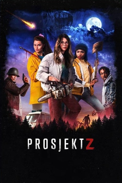 Project Z (2021) Poster