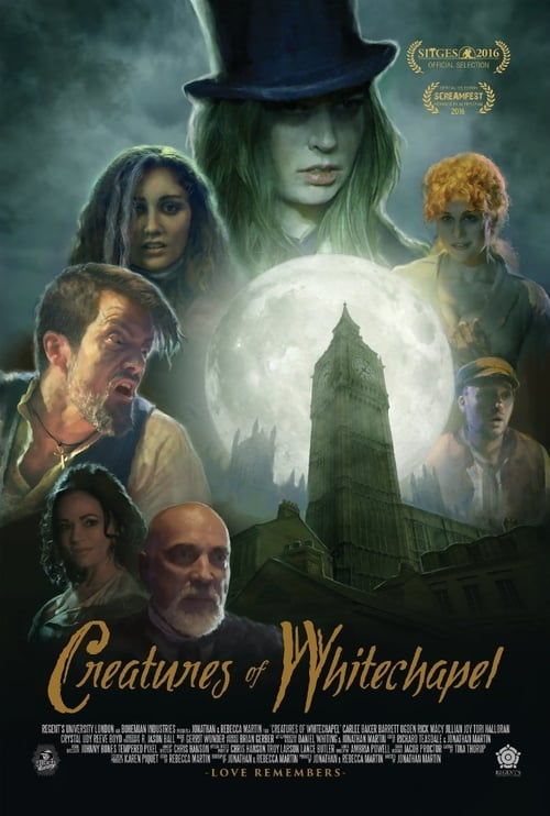 Creatures of Whitechapel (2016)