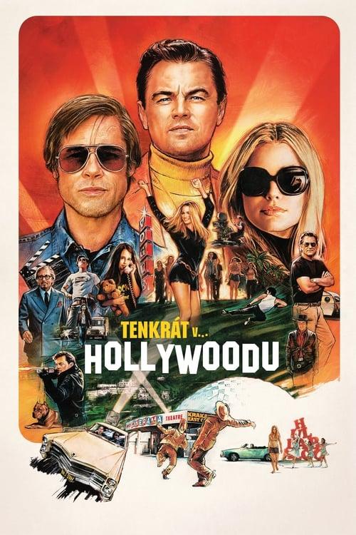 Sledujte Tenkrát v Hollywoodu S Titulky