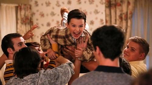 El joven Sheldon - Temporada 1x5