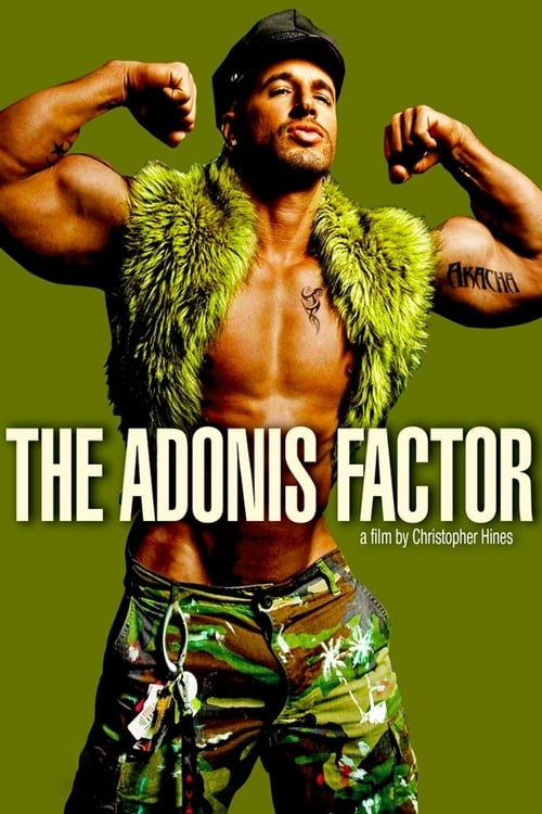 The Adonis Factor - Poster