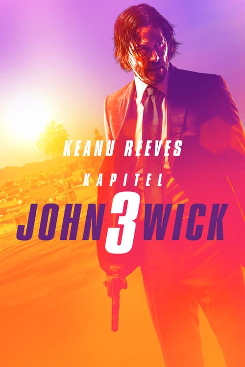 Poster von John Wick: Kapitel 3