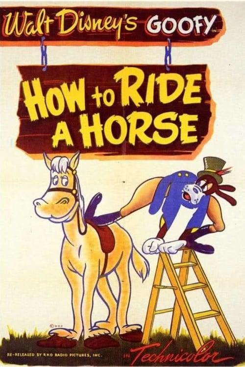 ★ Dingo fait de l'équitation (1941) streaming vf